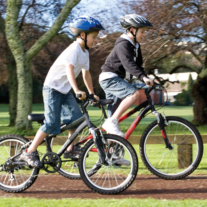 Ride or Walk to School | Physical Activity Foundation